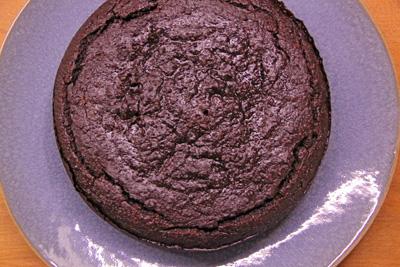 Zuckerfreier Brownie